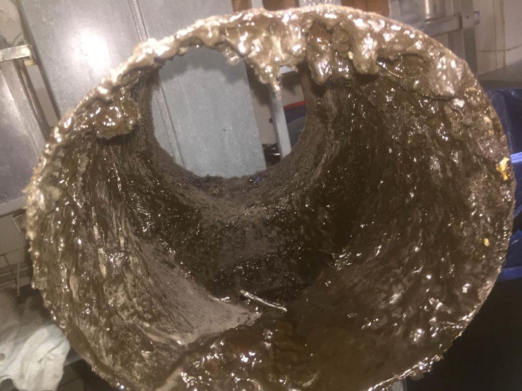 чистка вентиляции от жира