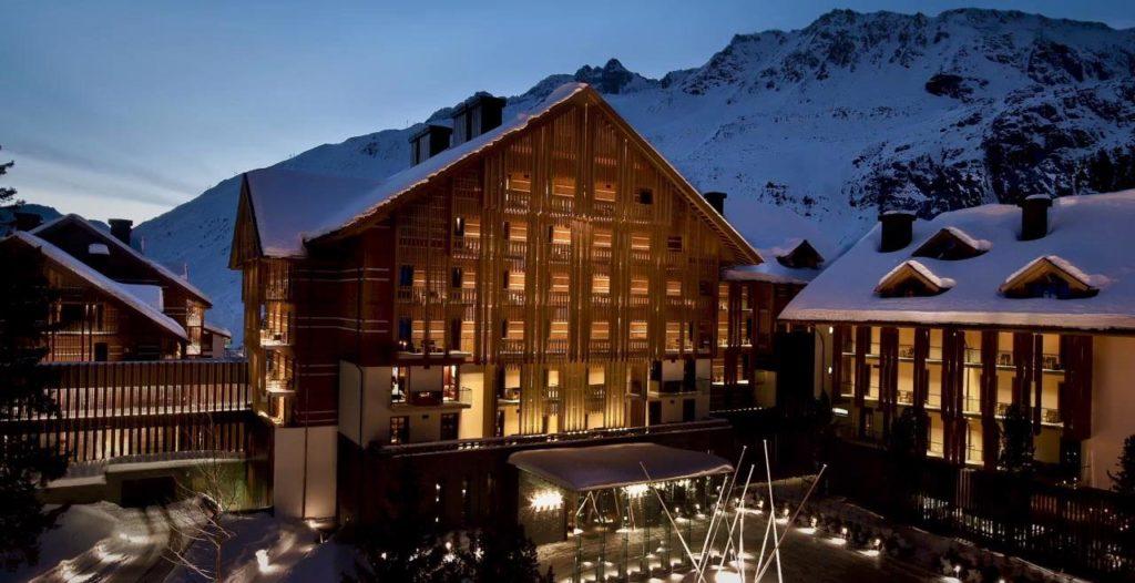 горный отель